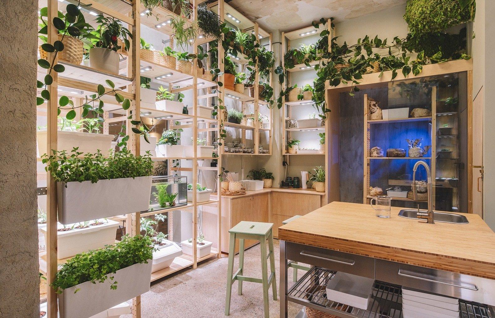 IKEA Home of Tomorrow home farm