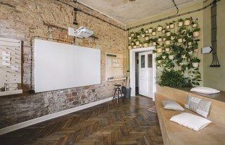 设计师雕刻出来的讲座和会议,社交活动的专用空间。