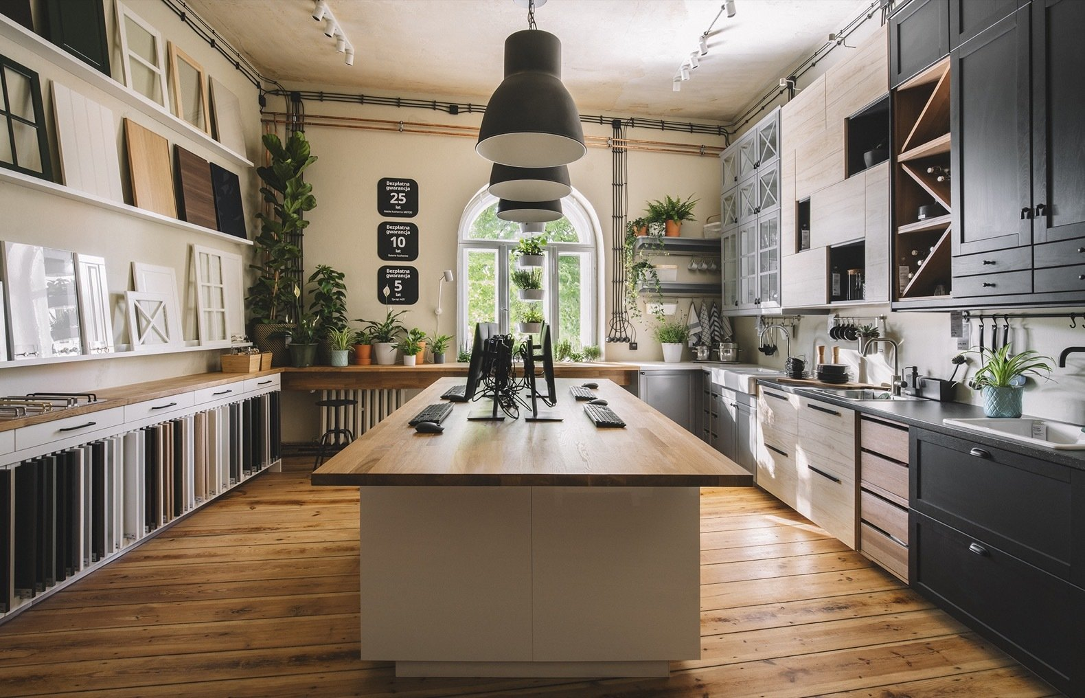 IKEA Home of Tomorrow kitchen