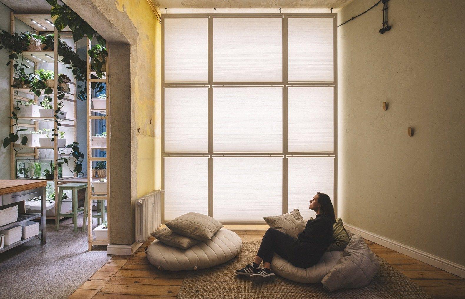 IKEA Home of Tomorrow light installation