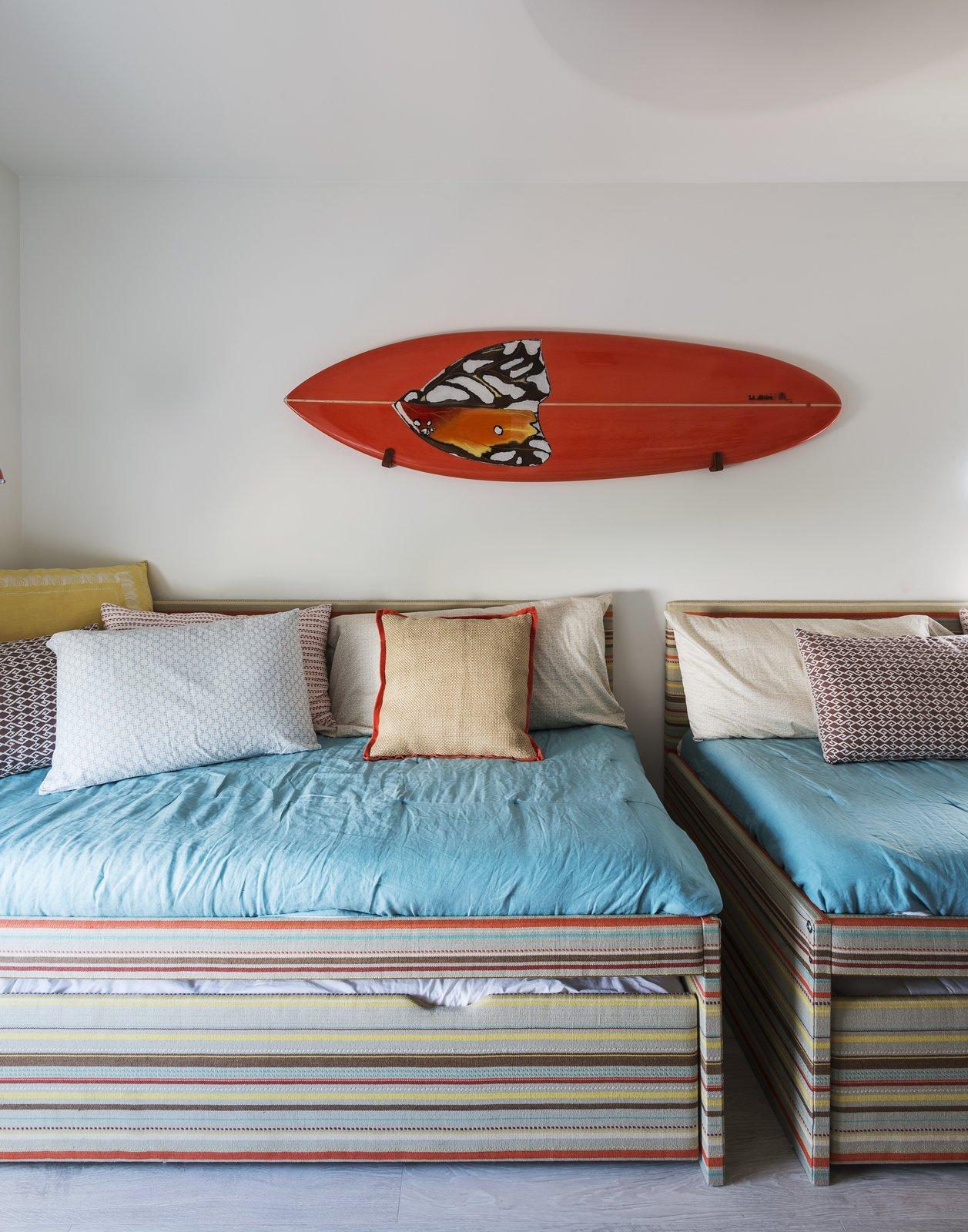 Montauk Surf Shack bedroom