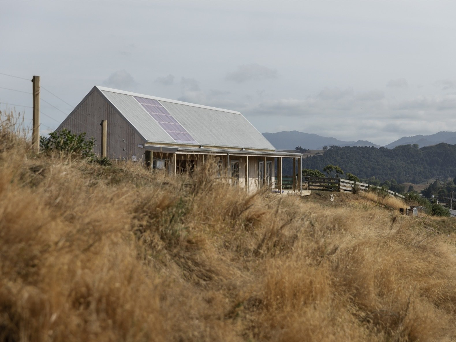 Karangahake House exterior