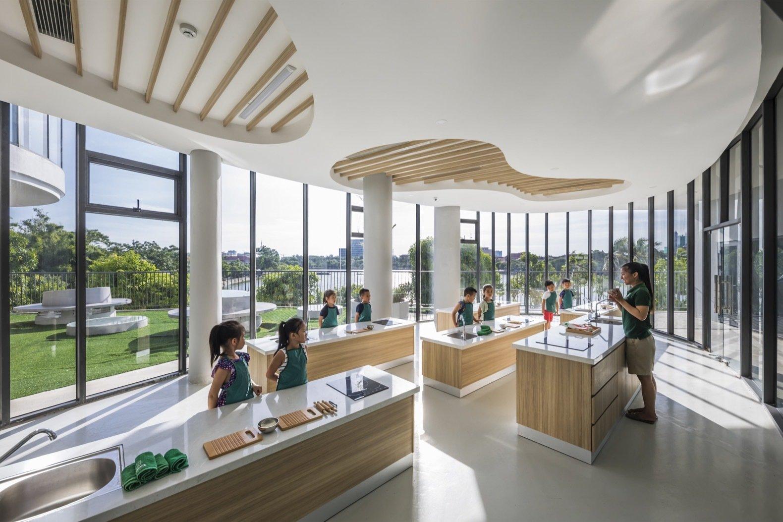 Eco Kindi kitchen