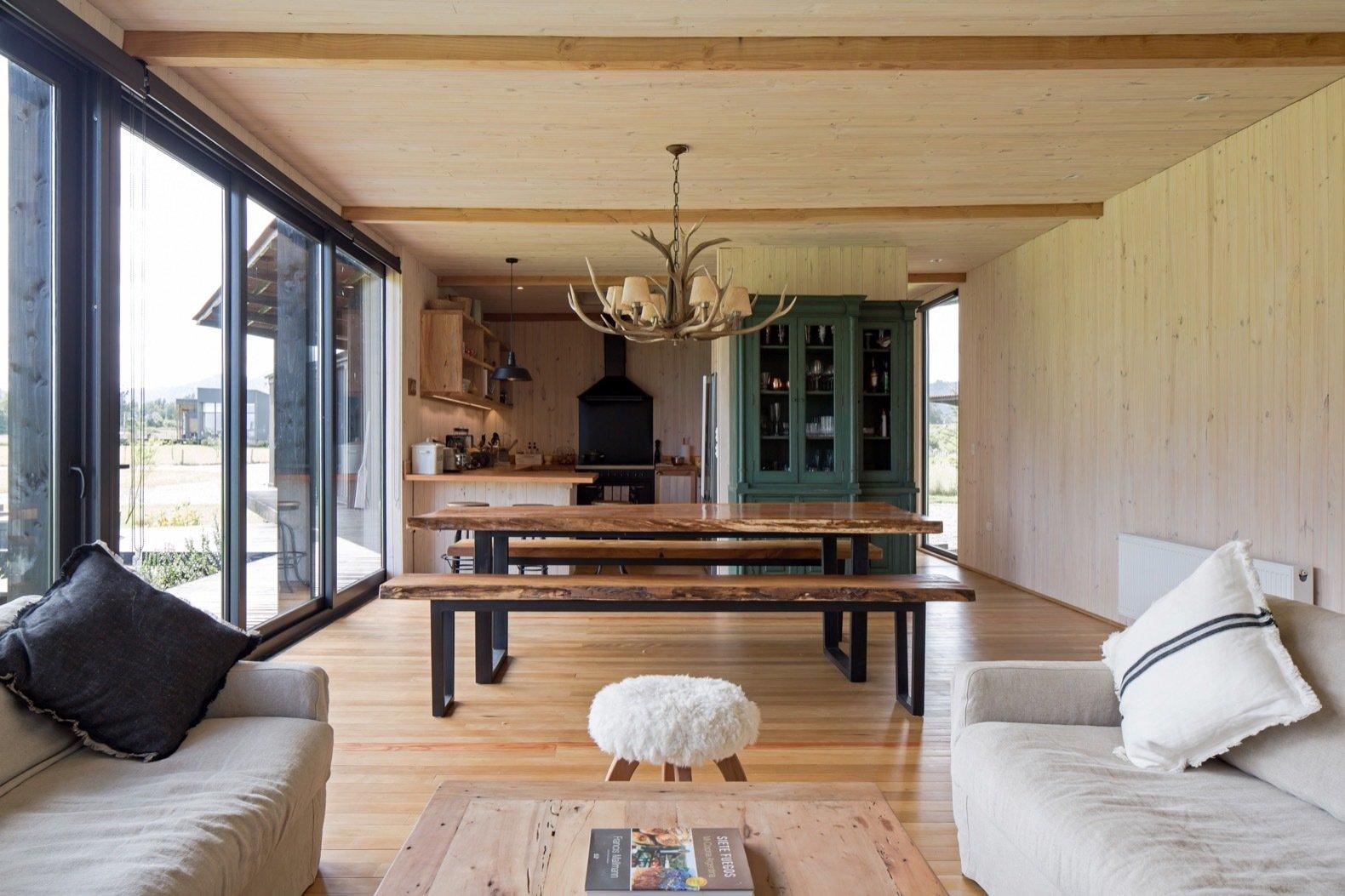 Casa Tobita living area