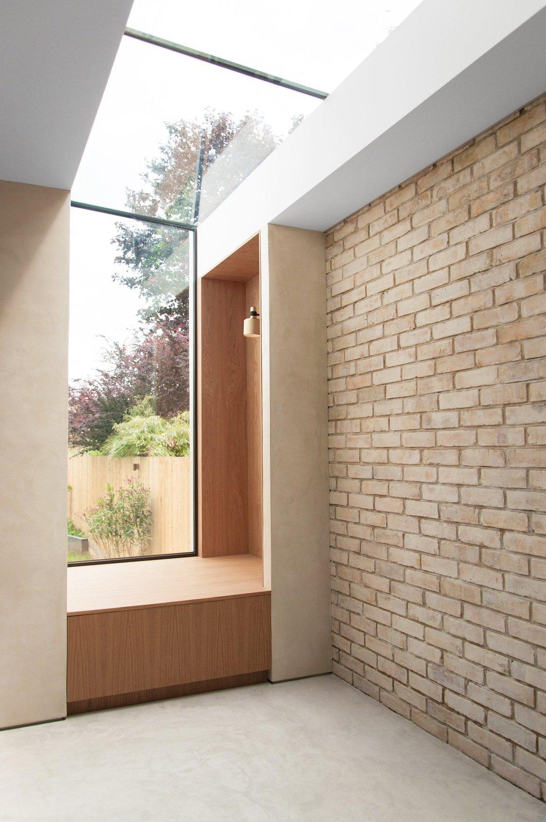 Glyn House by Yellow Cloud Studio window seat