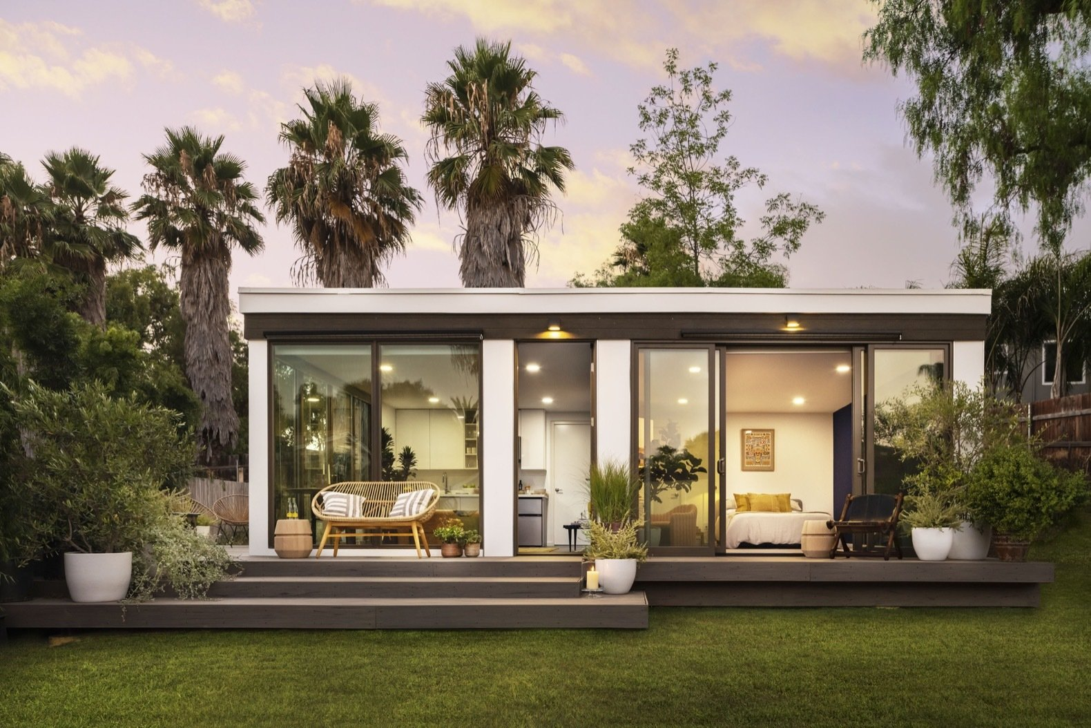 Mighty Buildings Makes Stylish, 3D-Printed Prefabs Starting at $115K