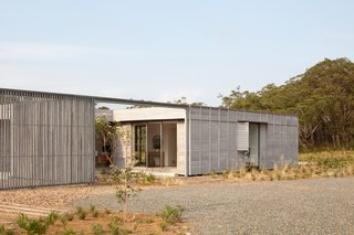 """""""I like that the house has a simple, almost abstract reading from the exterior—but the interior reveals an unexpected complexity of space, light, and aspect,"""" notes Ropiha."""