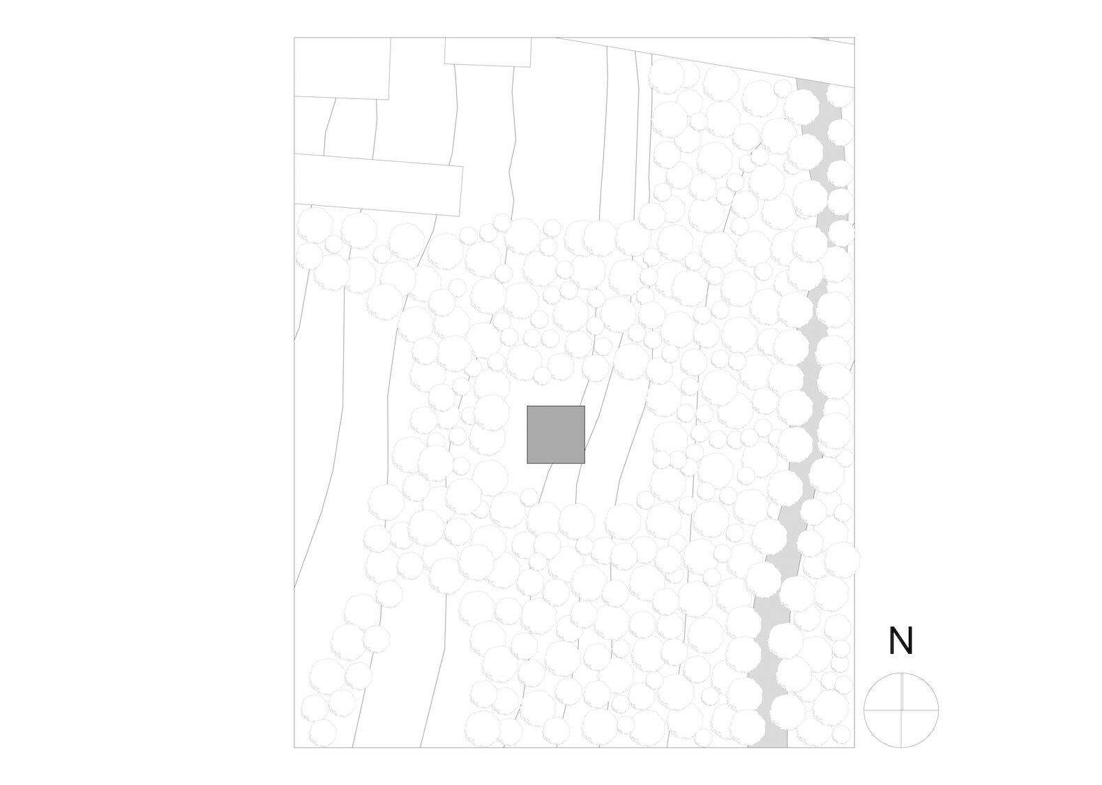 Refugio 3 x 3 site plan