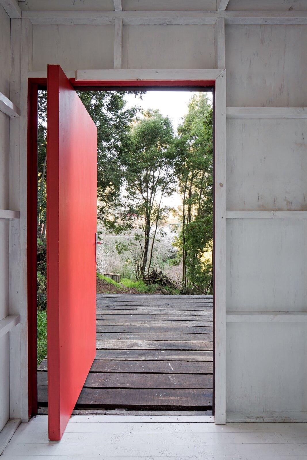 Refugio 3X3  entryway