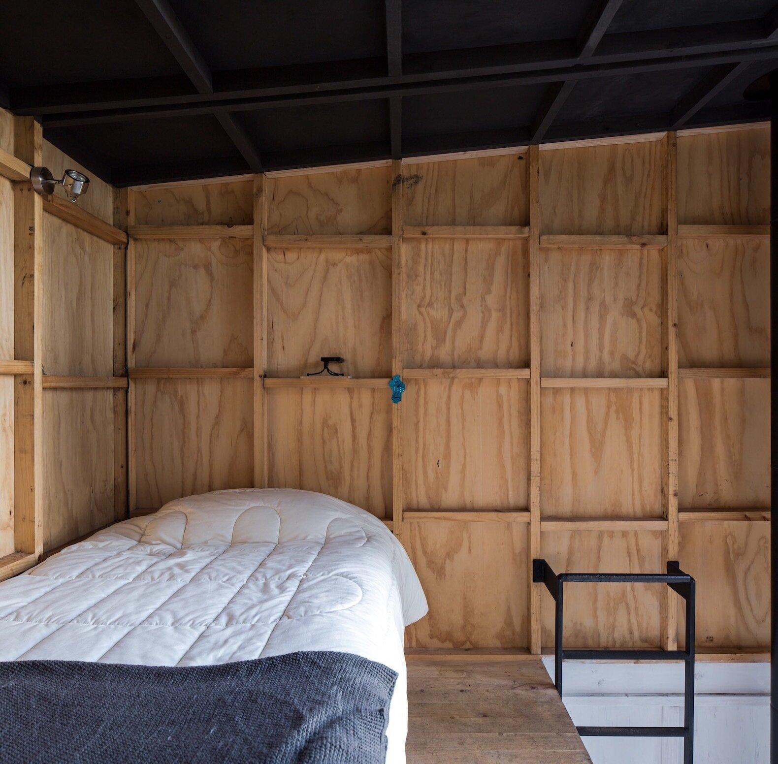 Refugio 3X3 bedroom