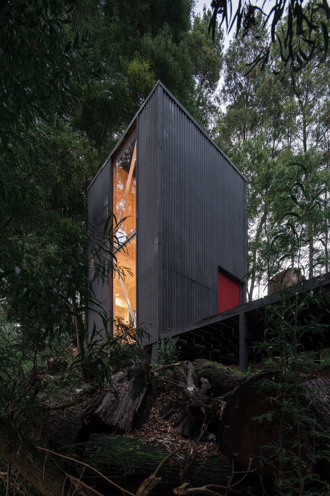 Refugio 3X3 exterior