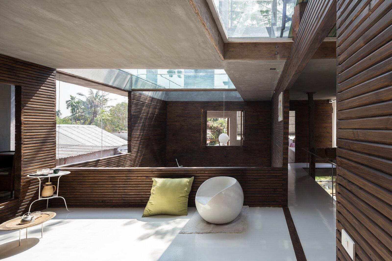 Da House living area