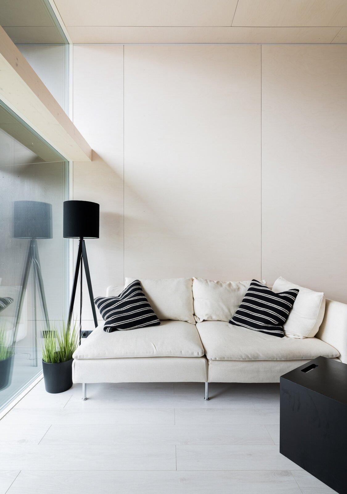 Koda prefab tiny house interior