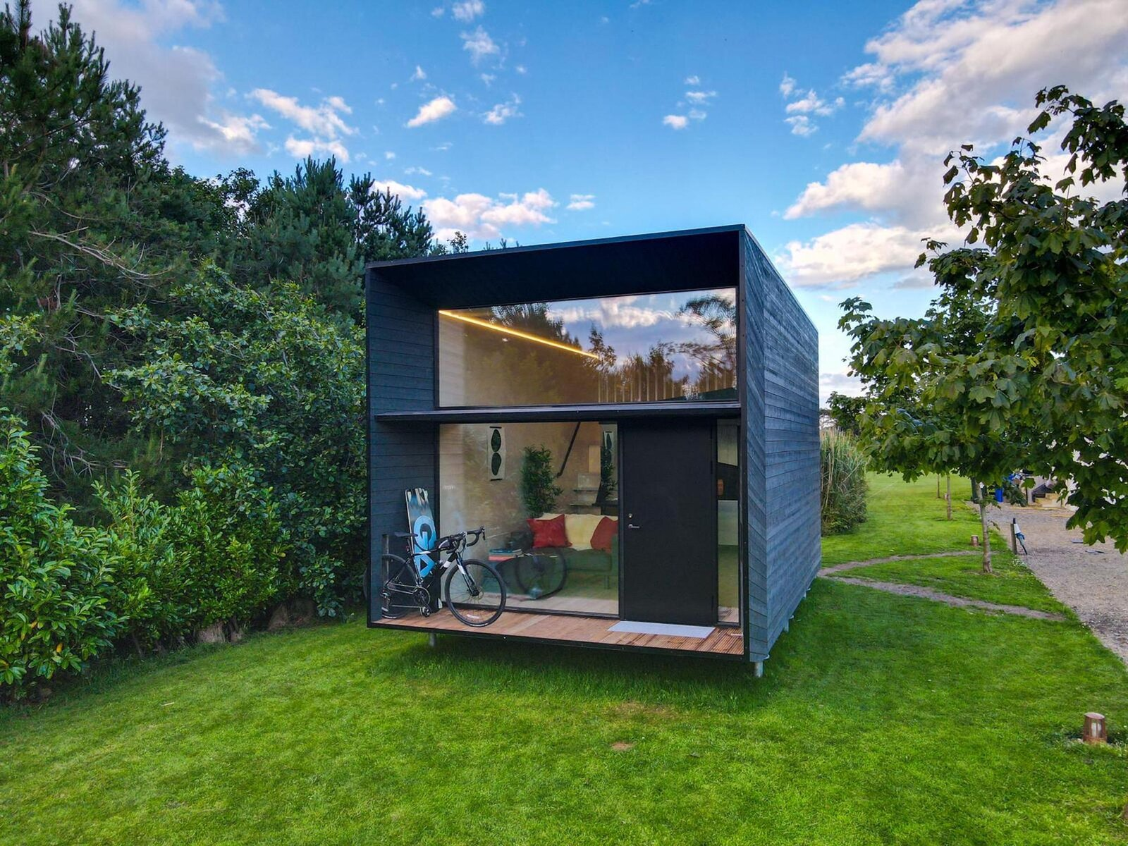 Kodasema Launches Prefab Tiny Homes in the U.S. Starting at $95K