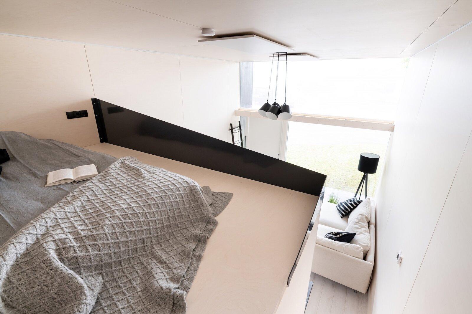 KODA Loft bedroom