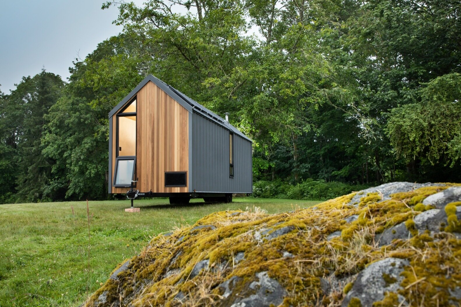 The DW by Modern Shed wood and metal exterior