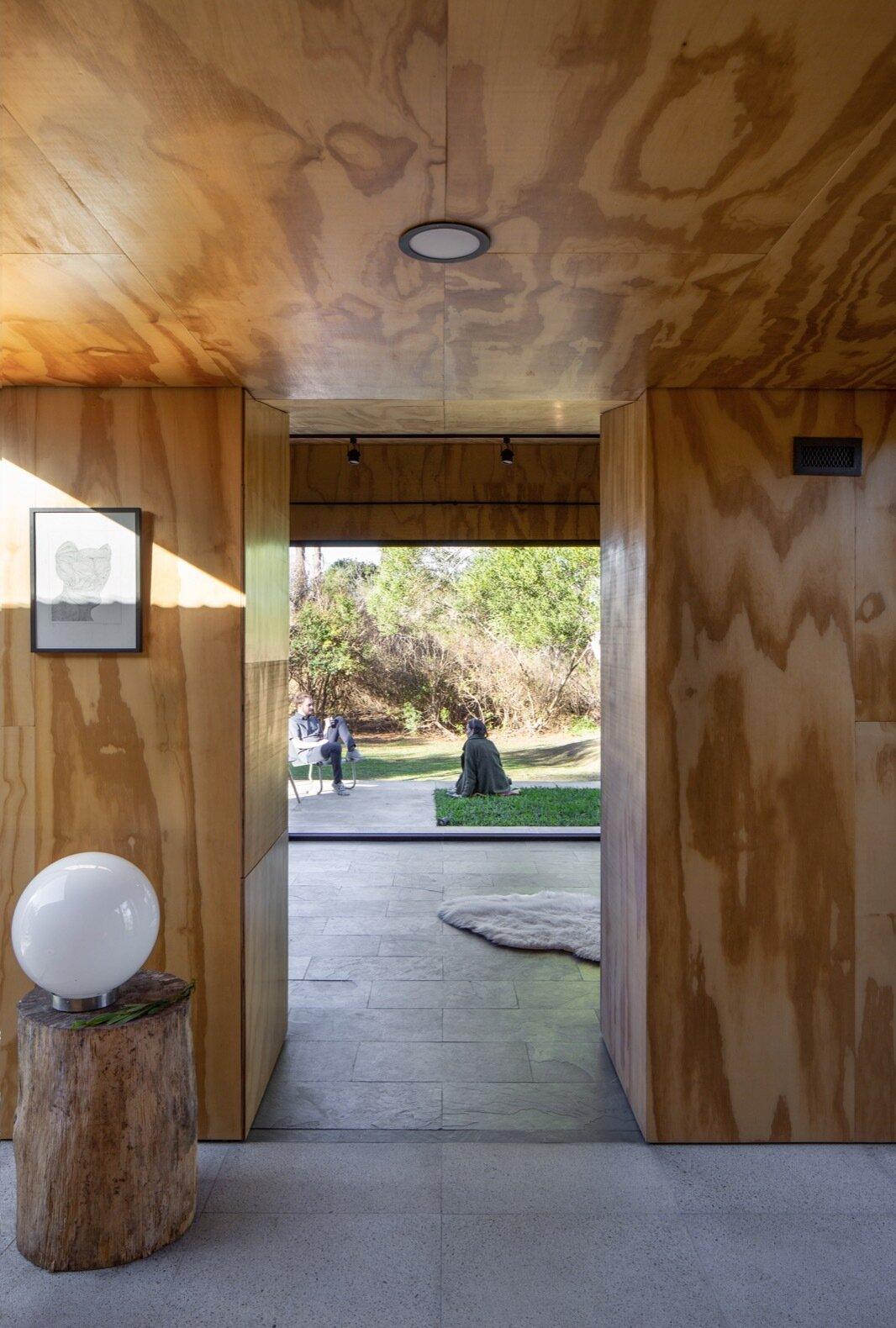 Cabin in La Juanita MAPA