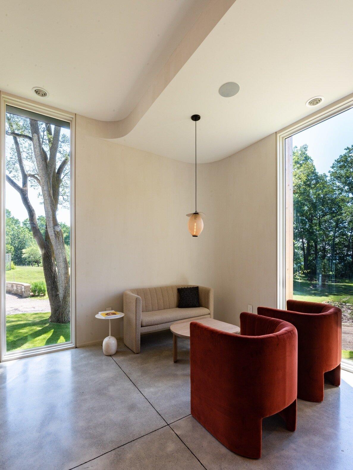 Fold House lounge
