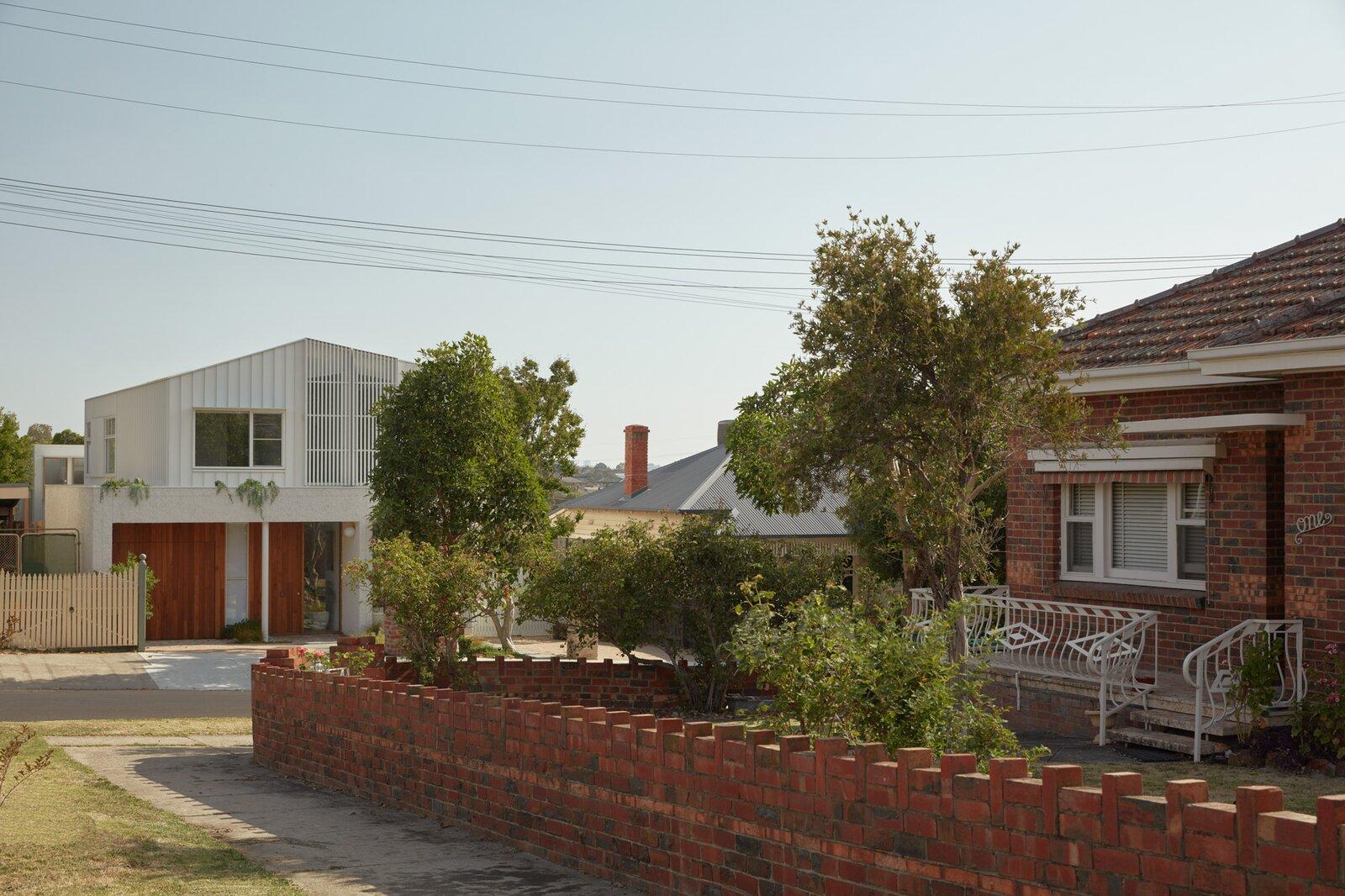 Thornbury Townhouses exterior