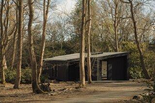 Koto's Prefab Cabins Bring Japandi Charm to England's Wild East
