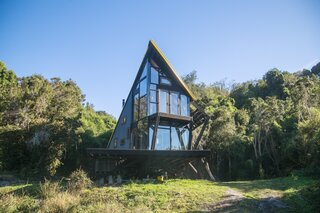 This 100% Off-Grid Cabin in Chile Was Built for $165K