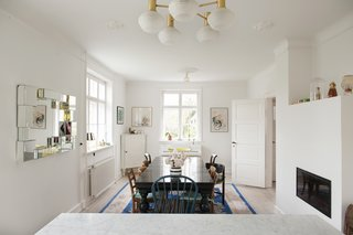 Colorful & Eclectic Danish Home
