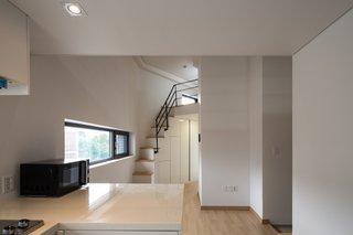 Attic stair