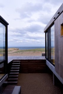 Deck to Beach