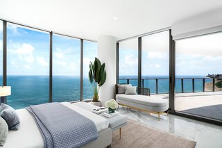 Two Custom-Built Units at The Ritz-Carlton Residences Sunny Isles Beach Hit the Market for $5M Each with an Award-Winning Design