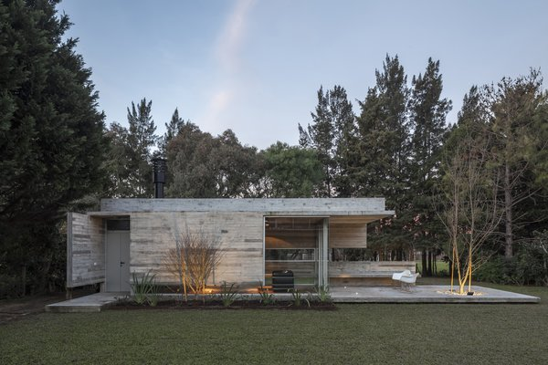 Torcuato House Pavilion - Besonías Almeida arquitectos