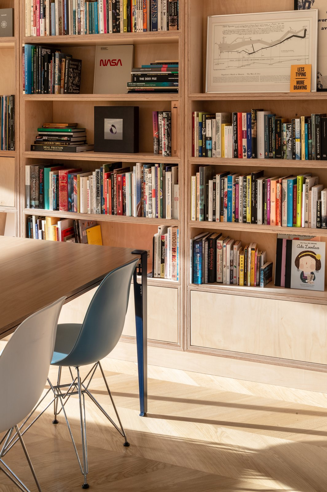 A Reinvented Terrace House in London Is Chock-Full of Clever Storage
