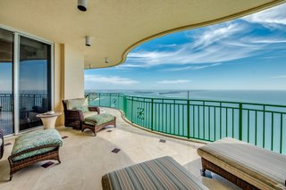 Lucky Leap Year: A Sun-Drenched Penthouse Listed for Auction