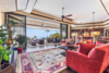 Modern home with Doors, Sliding Door Type, Wood, Exterior, and Interior. Dramatic views from every room. Photo 4 of Hawaii Architect's Home in Keauhou Estates
