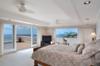Master bedroom has view of Diamond Head and oversized lanai Photo 10 of Mediterranean Estate in Hawaii Loa Ridge modern home