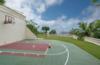 Ocean view basketball court Photo 14 of Mediterranean Estate in Hawaii Loa Ridge modern home