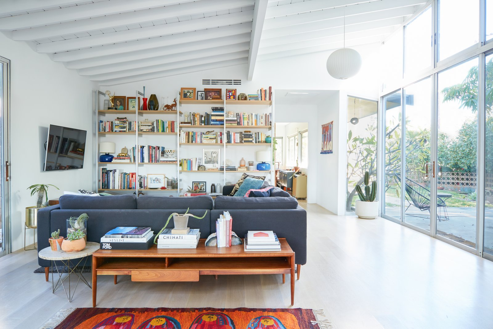 Midcentury Dream House Modern Home in Santa Monica, California on Dwell