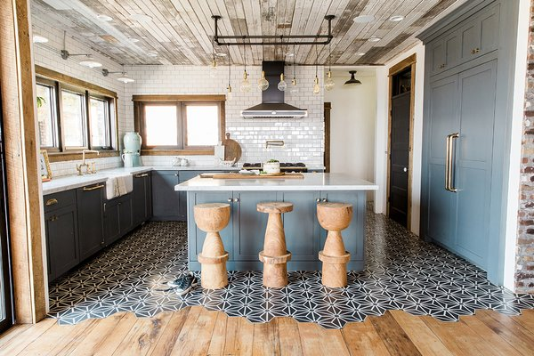 5 Totally Unexpected Flooring Materials For Your Home