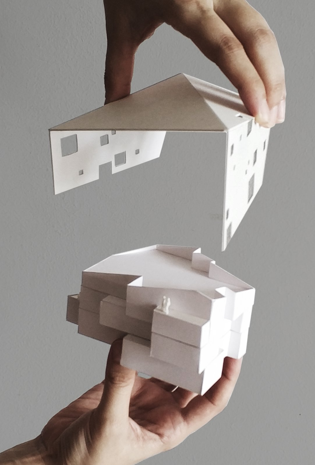design model Tagged: Exterior and House.  The Window House