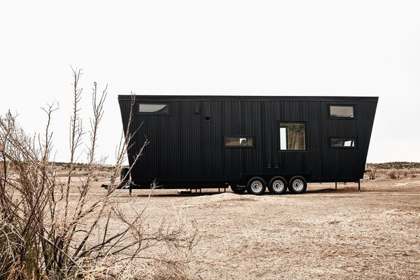 """Psychology and emotional response play big roles when you're living in such a relatively small space, so subtle moves can have a large impact."" Whether one is looking for a weekend retreat or a mobile home equipped for an extended sojourn, the two founders have spent years researching and testing so that this model can be the ideal solution for all."
