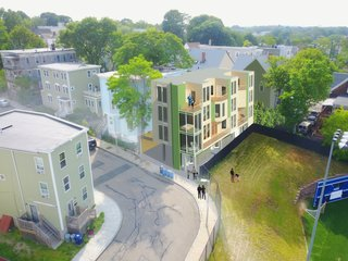 Woodford Street Development