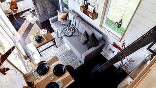 Full Solar Tiny Home & Open Layout