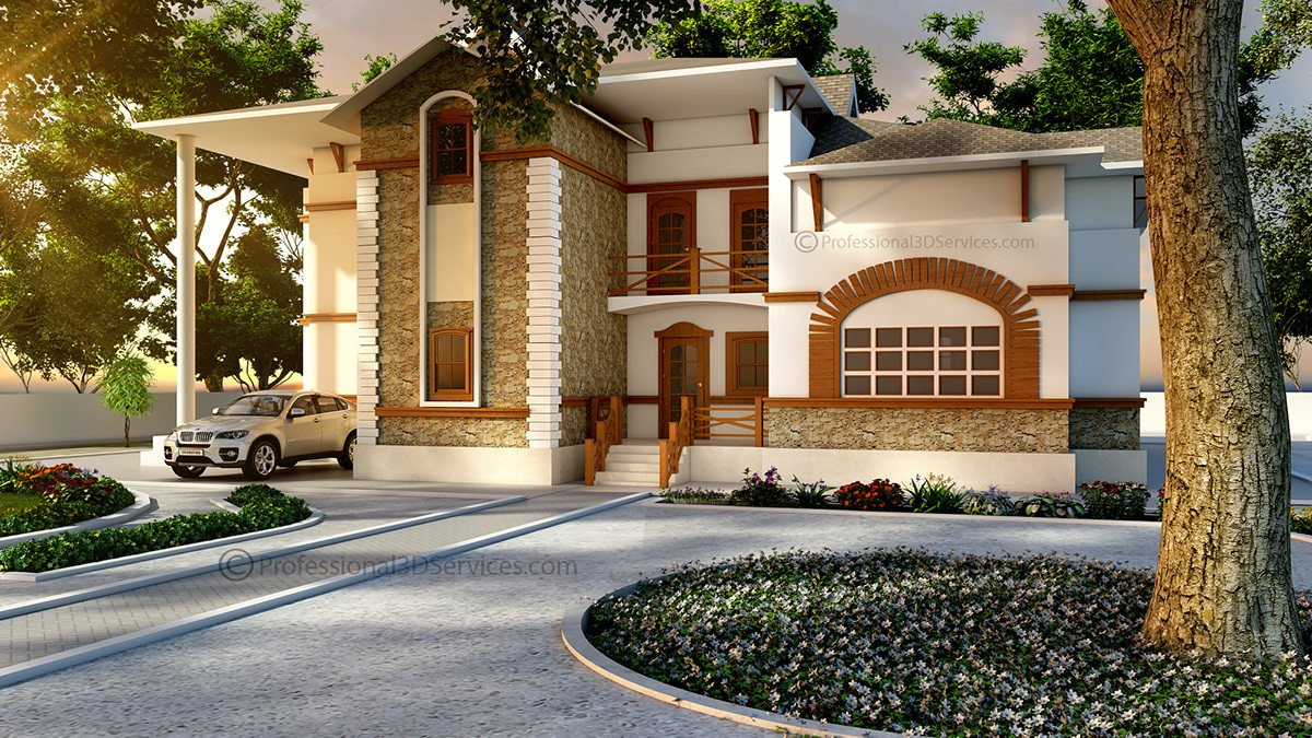 Exterior And House Building Type Great Exterior Designs Make Your Property  Look Beautiful And Visually Appealing