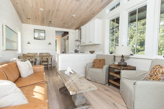 Saltbox Tiny Home
