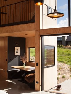 Situated on an elevated north facing site, this tranquil retreat offers uninterrupted views and all day sun.