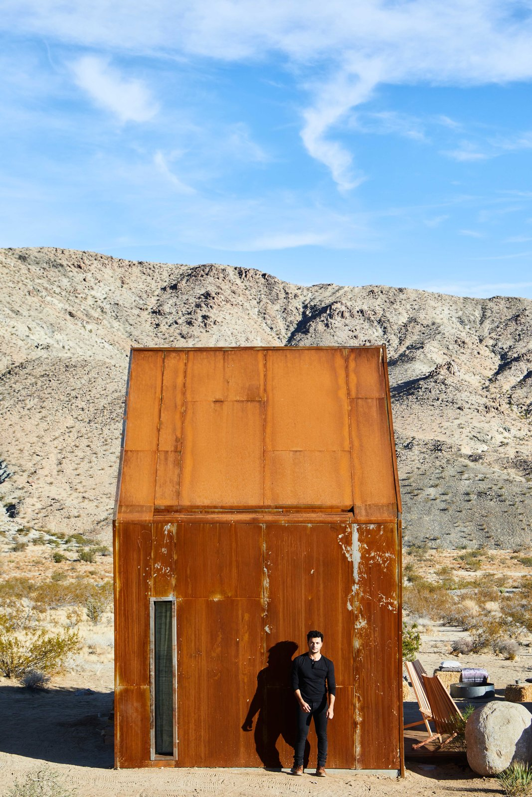 Outdoor Exterior  Folly | Off Grid by malek alqadi