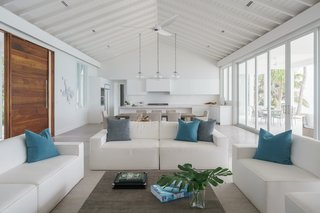 Touzet Studio Designs Resilient Beachside Residence in Cat Cay
