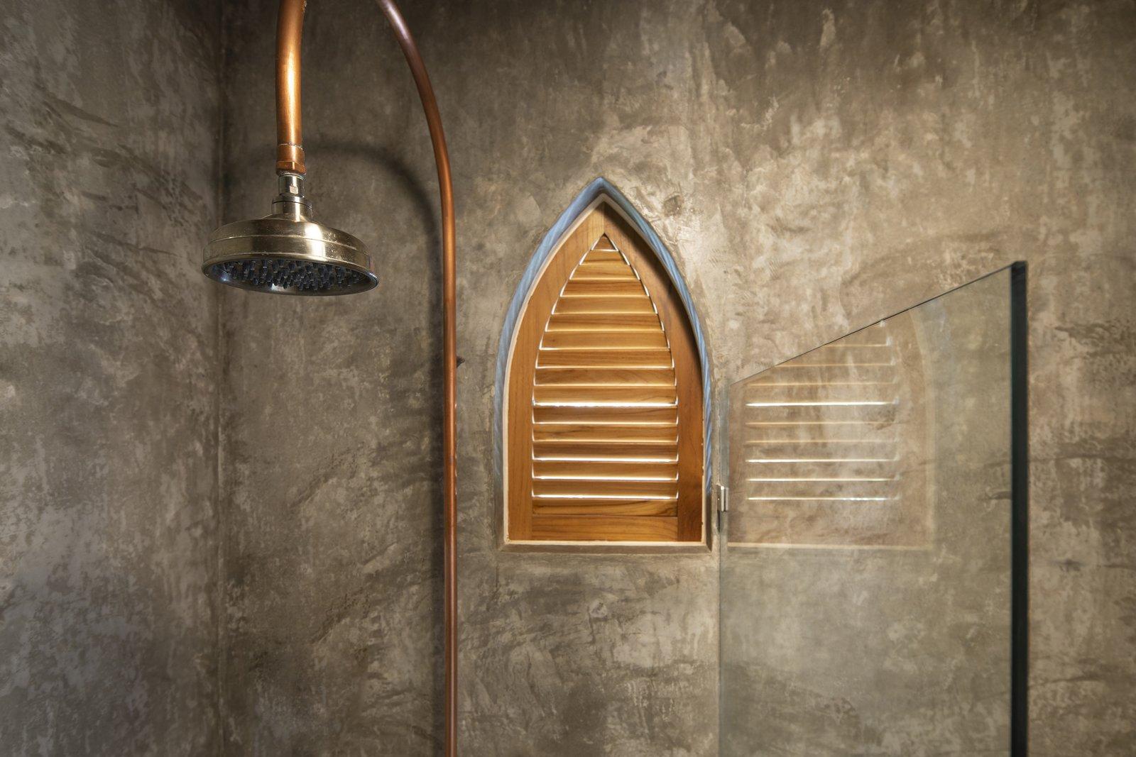 Bathroom window  Nomadic Nosara
