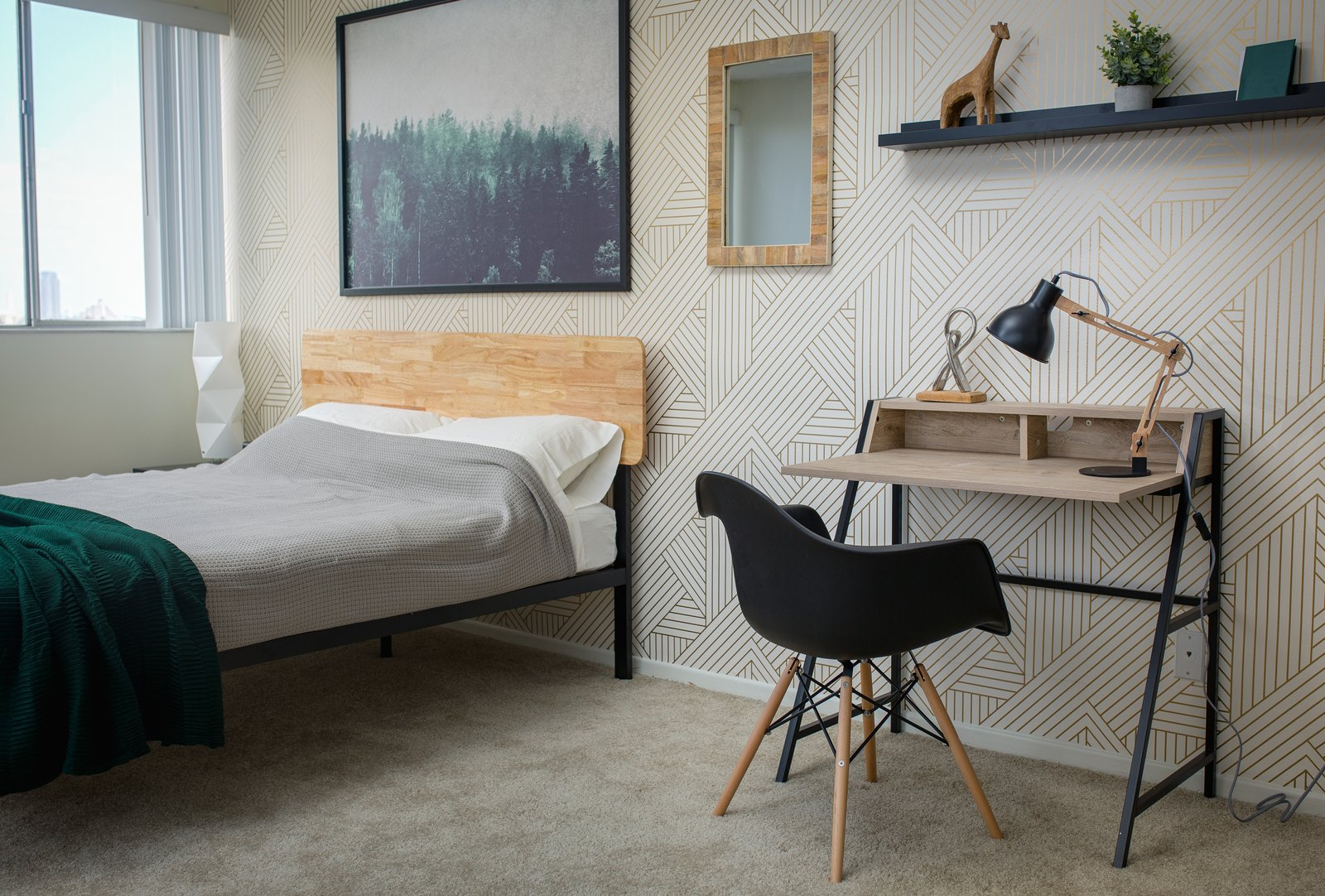 Wilshire Studio Apartment By Metropolia Modern Home In Los Angeles On Dwell