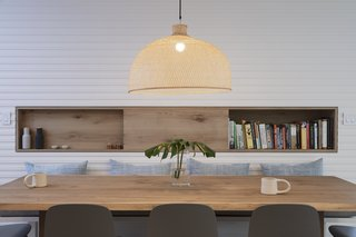 Best 60+ Modern Dining Room Bench Design Photos And Ideas ...