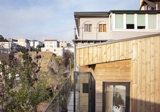 An Architect Builds a Svelte Backyard Tiny Home for His Mom
